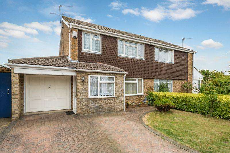 3 Bedrooms Semi Detached House for sale in **Located In A Sought After Family Friendly Neighbourhood**