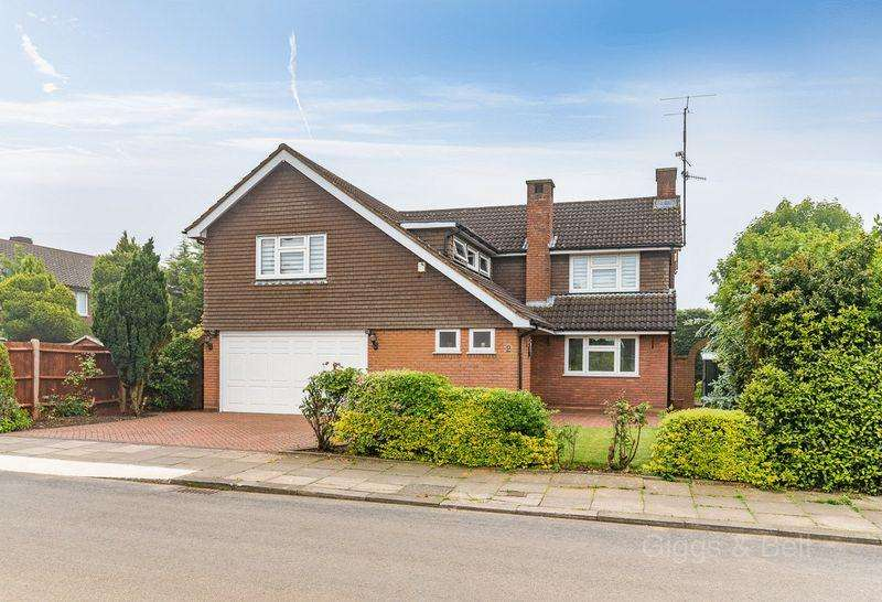 4 Bedrooms Detached House for sale in *** Exclusive location ***