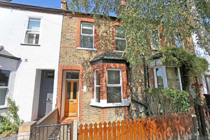 2 Bedrooms House for sale in Green Lane, Hanwell, W7