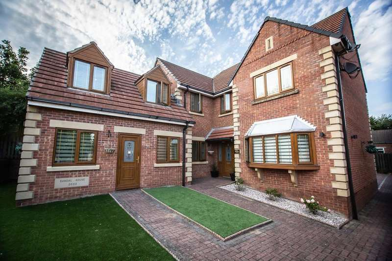5 Bedrooms Detached House for sale in 3 Sandal Court, Rotherham, S61 1RH
