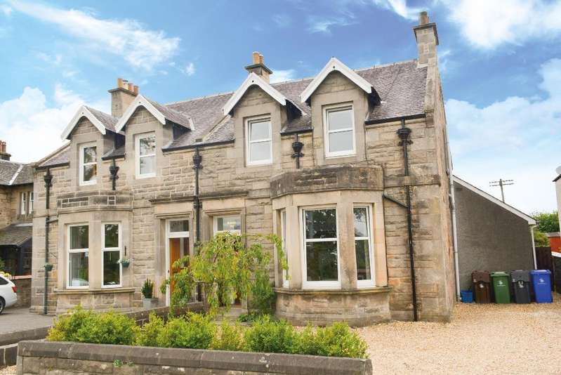 5 Bedrooms Semi Detached House for sale in 92 Causewayhead Road, Causewayhead, Stirling, FK9 5HJ
