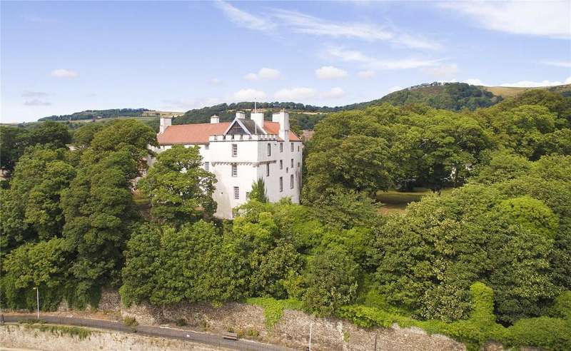 5 Bedrooms Detached House for sale in Rossend Castle, Melville Gardens, Burntisland, Fife