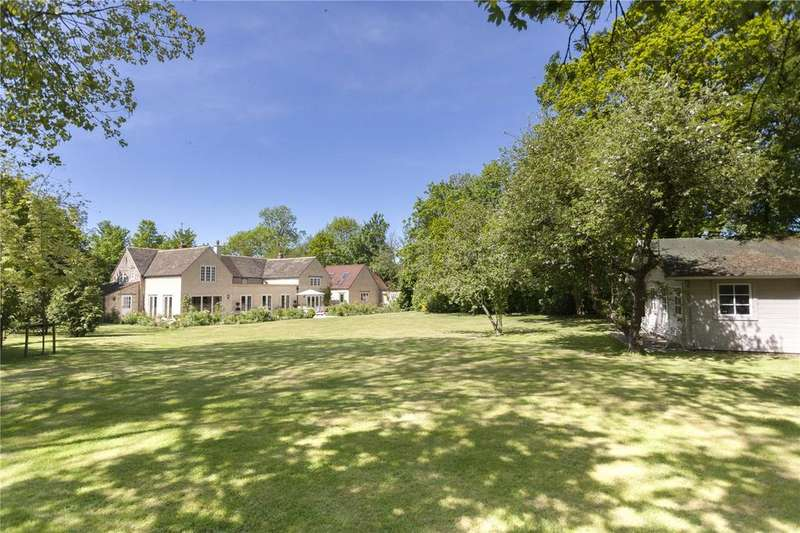 5 Bedrooms Detached House for sale in Upper Minety, Malmesbury, Wiltshire
