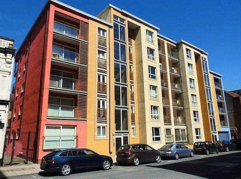 2 Bedrooms Apartment Flat for sale in 20 Dock Street, Hull