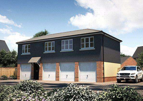 2 Bedrooms Apartment Flat for sale in The Combe - Seabrook Orchards, Off Topsham Road, Exeter, EX2