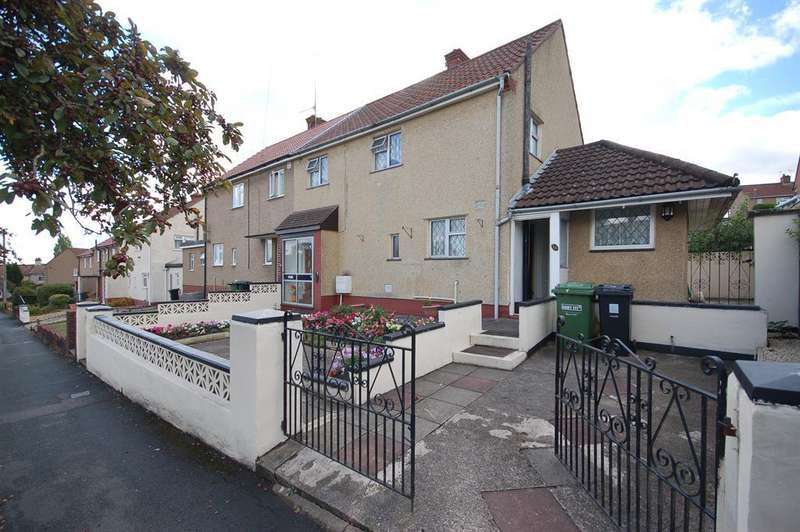 3 Bedrooms Semi Detached House for sale in Holly Hill Road, Kingswood, Bristol BS15 4DQ