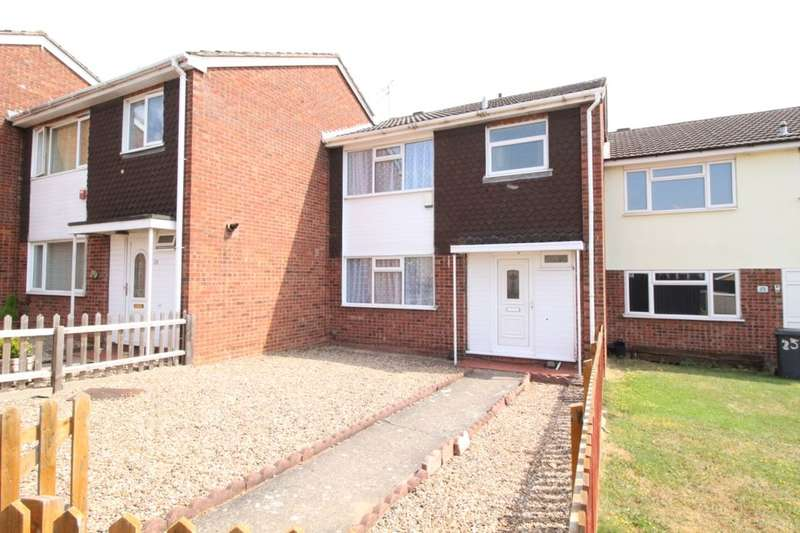 3 Bedrooms Property for sale in Green Walk, Leicester, LE3