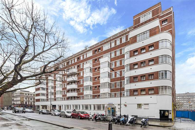 1 Bedroom Apartment Flat for sale in Paramount Court, 38-39 University Street, London, WC1E