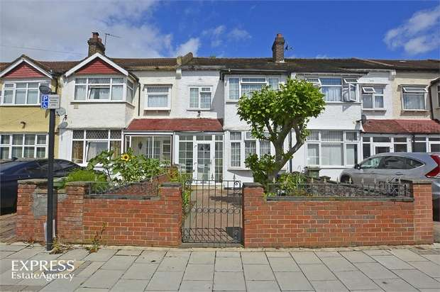 3 Bedrooms Terraced House for sale in Sherwood Avenue, London