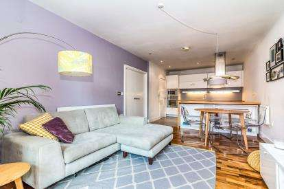 2 Bedrooms Flat for sale in Whitworth Street West, Manchester, Greater Manchester, The Hacienda
