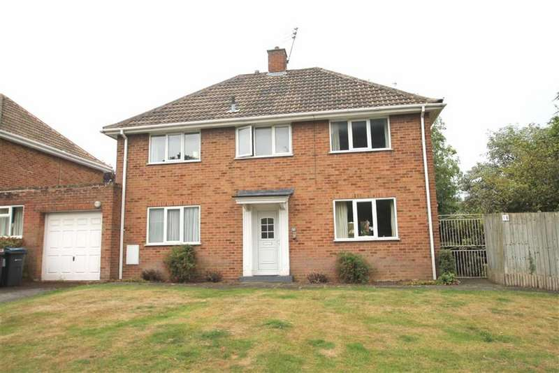 4 Bedrooms Detached House for sale in Tennal Drive, Harborne