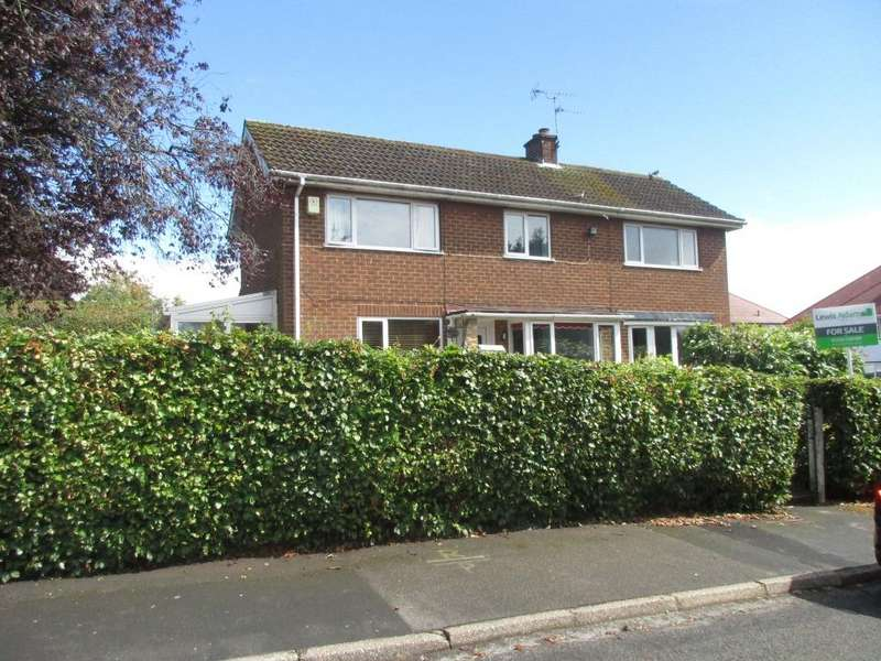 3 Bedrooms Detached House for sale in Birches Road, Allestree, Derby DE22