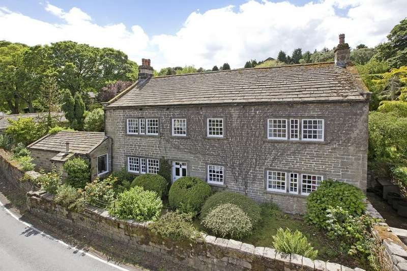 5 Bedrooms Detached House for sale in Burley Woodhead, Near Ilkley