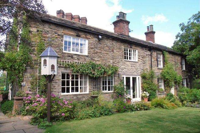 4 Bedrooms Cottage House for sale in Rowling House Cottage, 1 North Lane, Cawthorne, Barnsley, S75 4AF