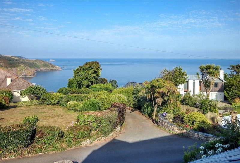 6 Bedrooms Detached House for sale in Overseas Estate, Stoke Fleming, Dartmouth, TQ6