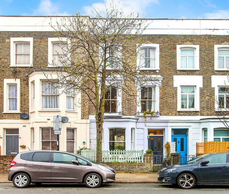 4 Bedrooms Terraced House for sale in Jackson Road, London, N7
