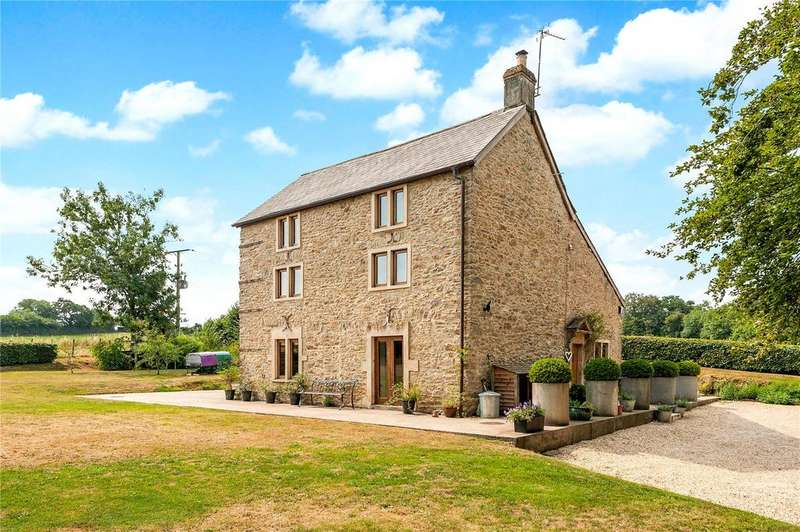 3 Bedrooms Detached House for sale in Whatley, Frome, Somerset, BA11
