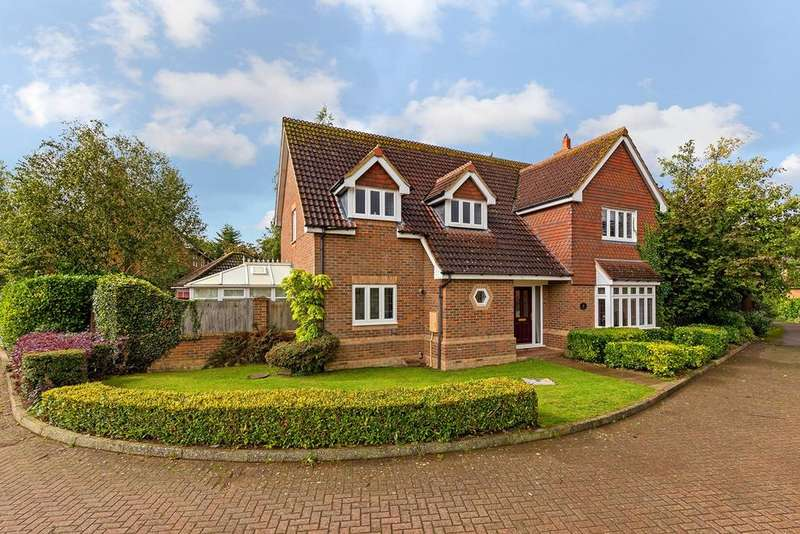 6 Bedrooms Detached House for sale in Homefield, HINXWORTH, SG7