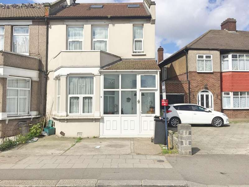 6 Bedrooms Semi Detached House for sale in Barley Lane, 13, London IG3