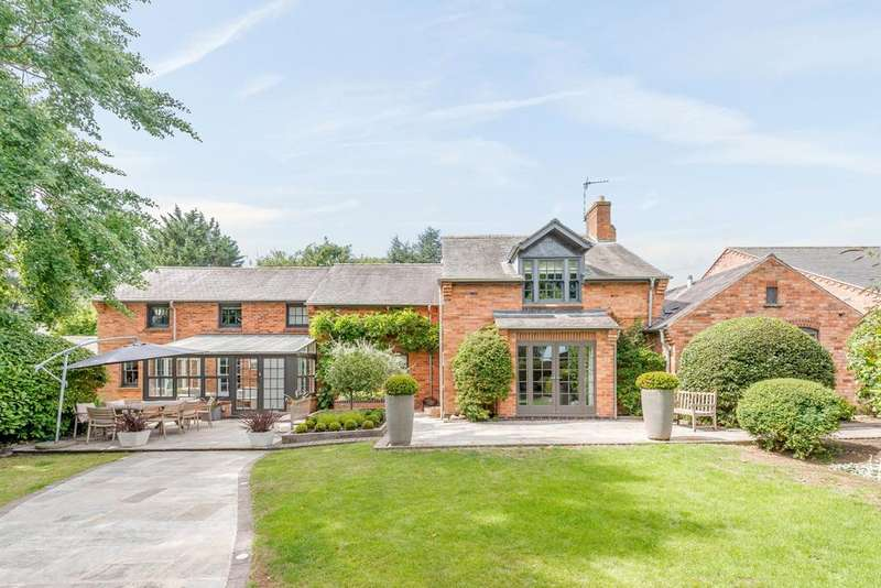 5 Bedrooms Detached House for sale in Main Street, Kibworth Harcourt, Leicester