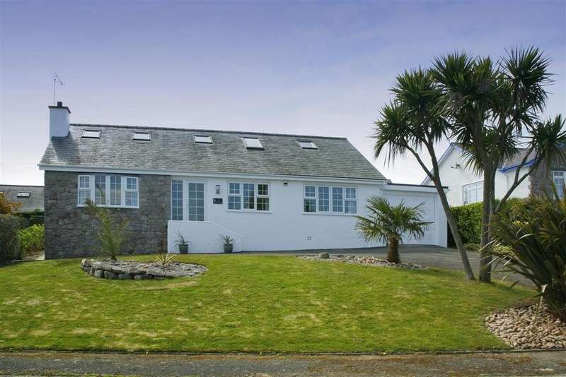 5 Bedrooms Detached House for sale in The Palms, Abersoch