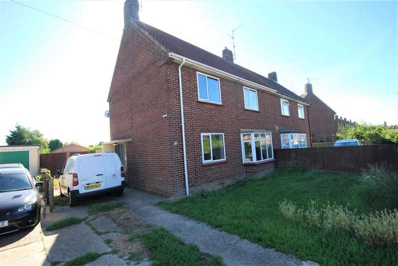 3 Bedrooms Semi Detached House for sale in Allenbys Chase, Sutton Bridge, Spalding