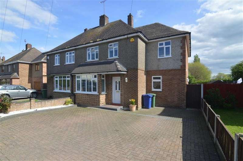 4 Bedrooms Semi Detached House for sale in Gloucester Avenue, East Tilbury, Essex