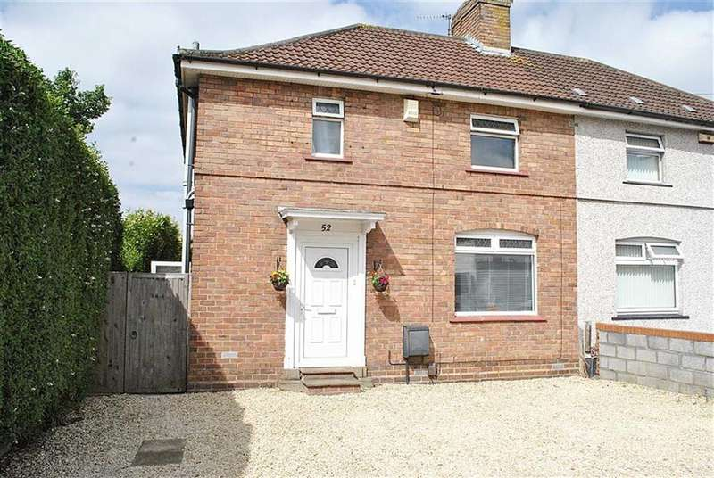 3 Bedrooms Semi Detached House for sale in Kingsway Avenue, Kingswood, Bristol