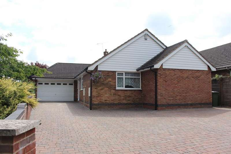 4 Bedrooms Detached Bungalow for sale in Arbor Road, Croft, Leicester