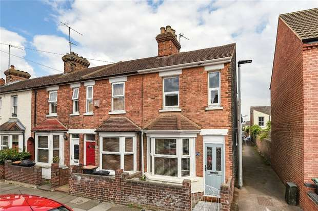 3 Bedrooms End Of Terrace House for sale in York Street, Bedford