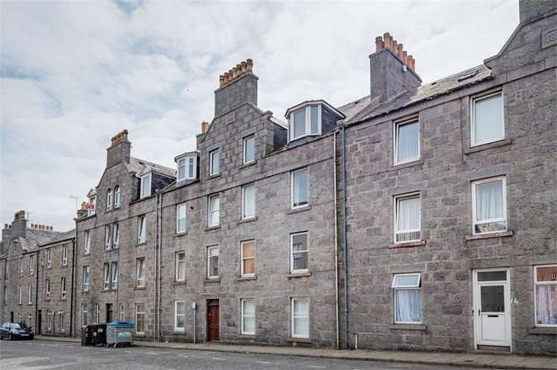 2 Bedrooms Flat for sale in Portland Street, Aberdeen