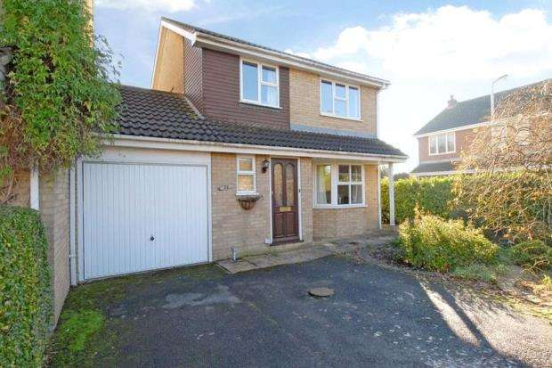 3 Bedrooms Link Detached House for sale in Rosemary Avenue, Earley, Reading