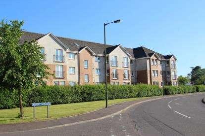 2 Bedrooms Flat for sale in Harley Gardens, Bonnybridge