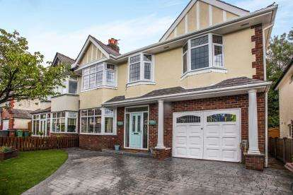 5 Bedrooms Semi Detached House for sale in Yewlands Crescent, Fulwood, Preston, Lancashire, PR2