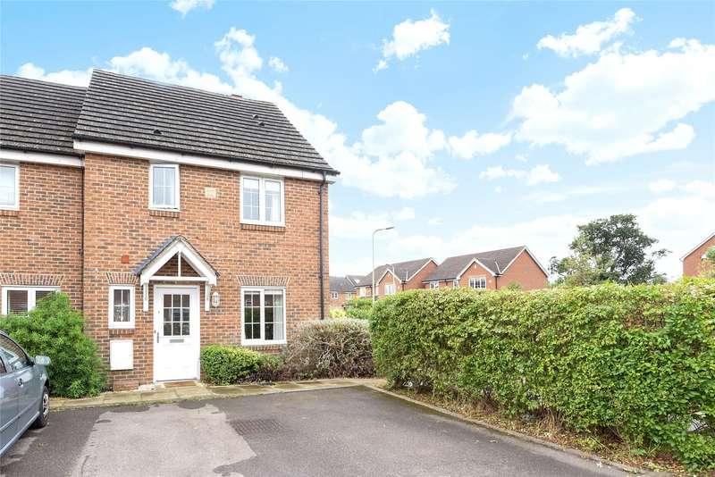3 Bedrooms End Of Terrace House for sale in Angus Close, Winnersh, Berkshire, RG41