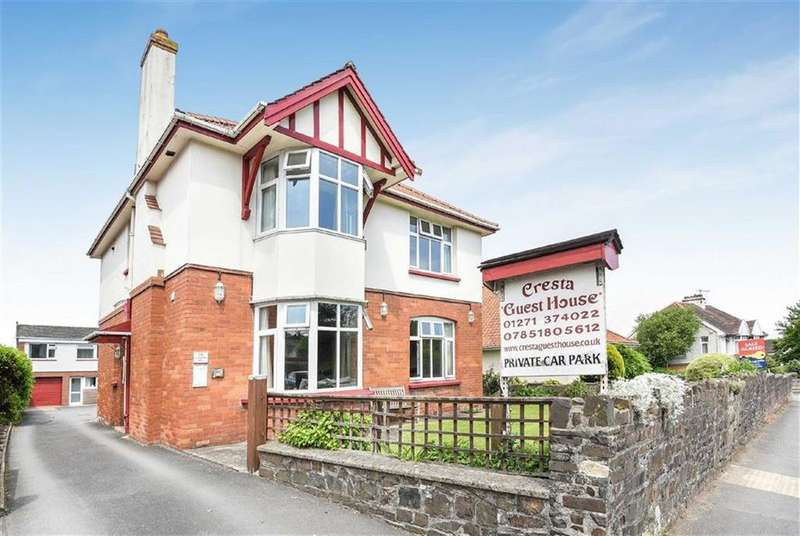 5 Bedrooms Detached House for sale in Sticklepath Hill, Sticklepath, Barnstaple, Devon, EX31