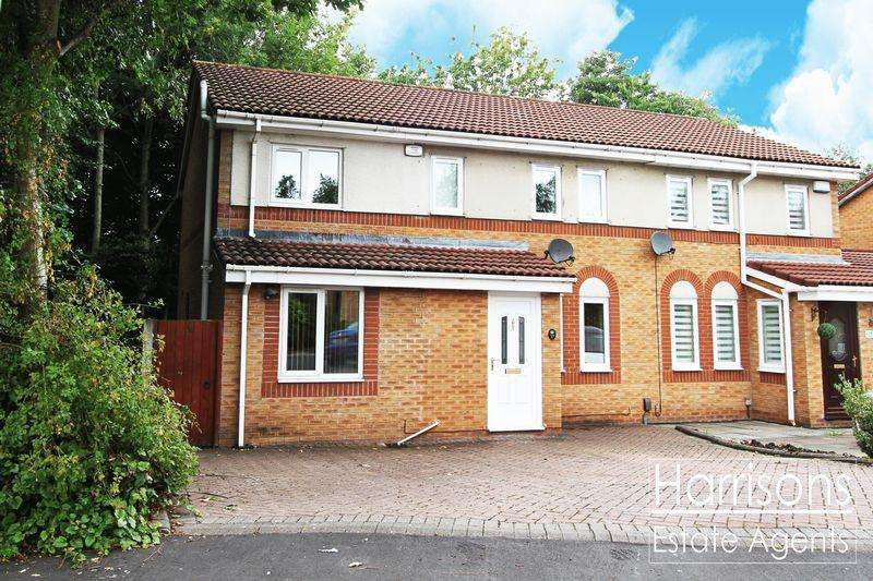 4 Bedrooms Semi Detached House for sale in Gleneagles, Beaumont Chase, Bolton, Lancashire.