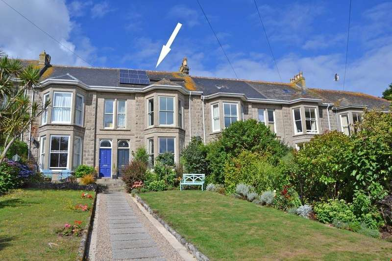 5 Bedrooms Terraced House for sale in Albany Terrace, St Ives, Cornwall, TR26