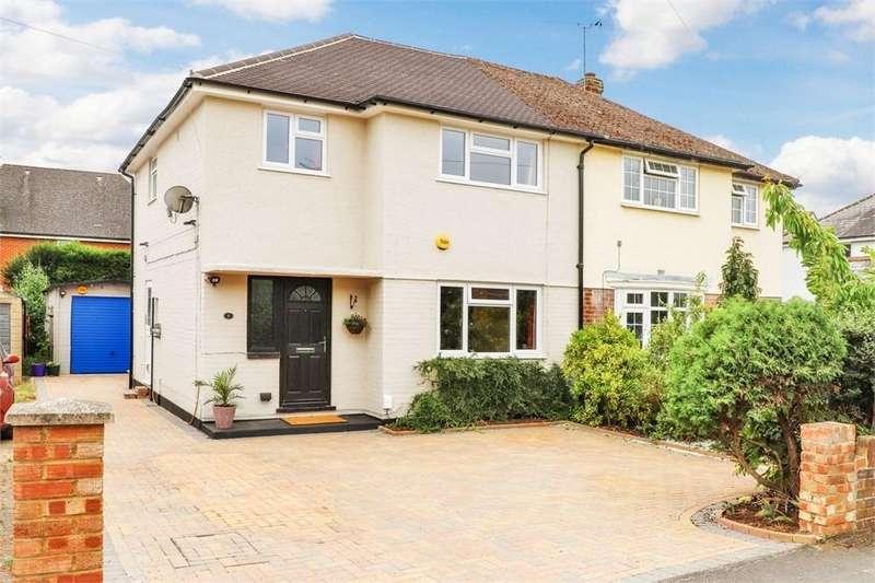 3 Bedrooms Semi Detached House for sale in Burlington Road, Burnham, Buckinghamshire