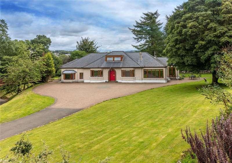 5 Bedrooms Detached House for sale in Woodlands, Newton of Barr, Lochwinnoch, PA12