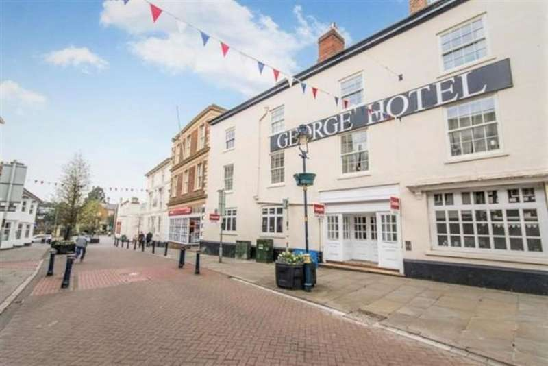 3 Bedrooms Flat for sale in High Street, Melton Mowbray