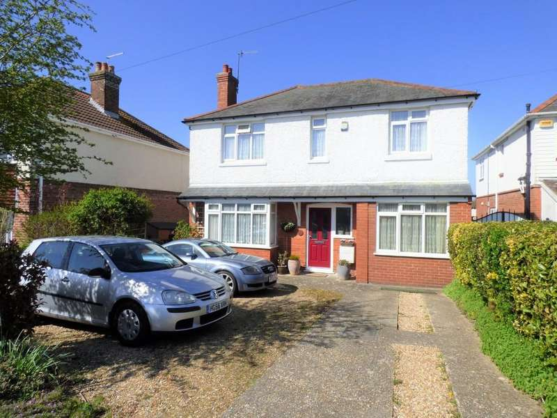 4 Bedrooms Detached House for sale in Dorchester Road, Oakdale
