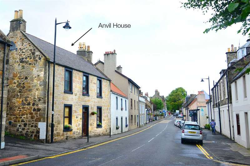 3 Bedrooms House for sale in High Street, Aberdour