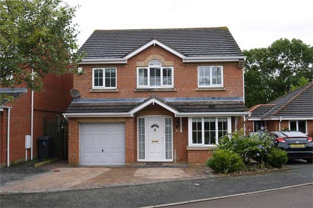 4 Bedrooms Detached House for sale in Avon Fields, Welford, Northampton
