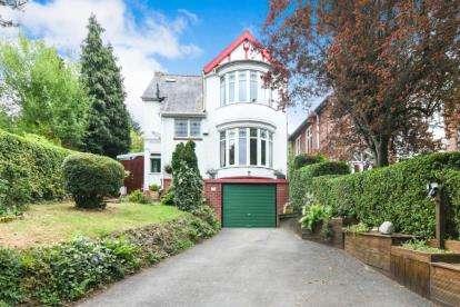4 Bedrooms Detached House for sale in Barrs Road, Haden Hill, Cradley Heath, West Midlands