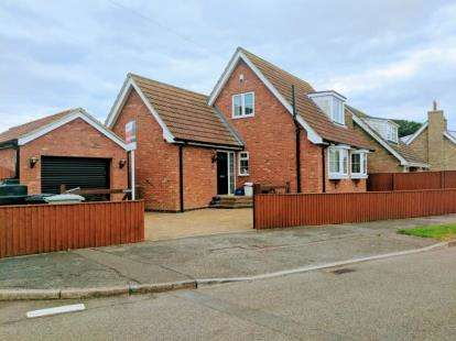 3 Bedrooms Bungalow for sale in Tylers Close, Skegness, Lincolnshire