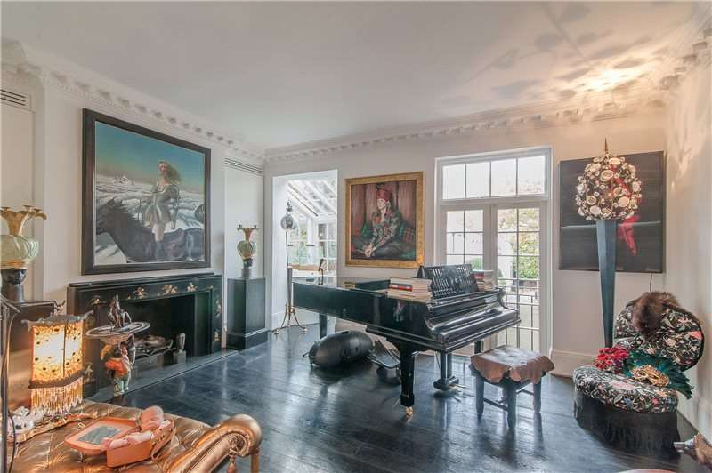 5 Bedrooms Terraced House for sale in Cheyne Walk, Chelsea, London, SW3