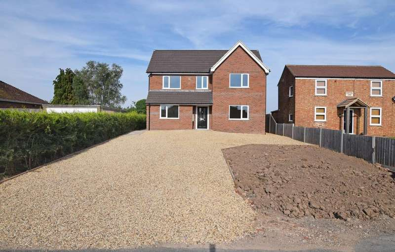 4 Bedrooms Detached House for sale in Eastgate Lane, Terrington St. Clement
