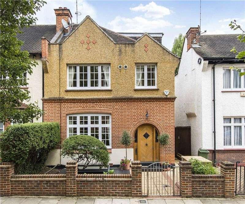 5 Bedrooms Semi Detached House for sale in Biddulph Road, London, W9