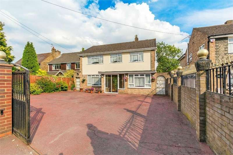 5 Bedrooms Detached House for sale in Langley Park Road, Iver, Buckinghamshire